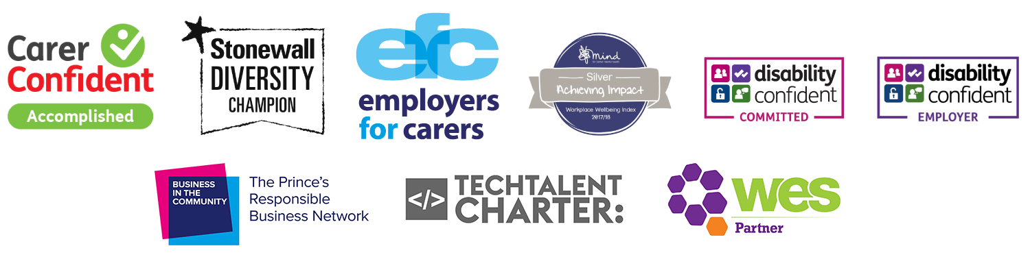 logos of our partner organisations